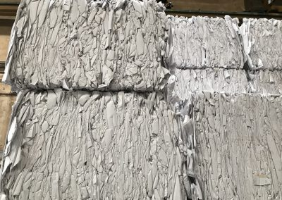 sascalypso recyclage 3.17 blanc sans bois sans colle